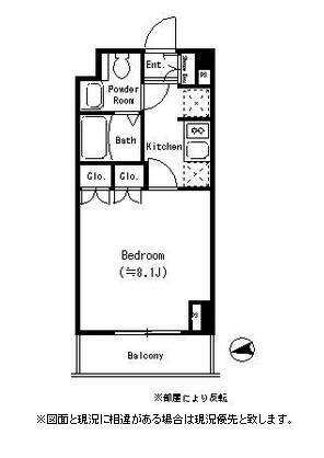 パークキューブ四谷三丁目506号室