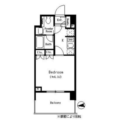 パークキューブ四谷三丁目602号室