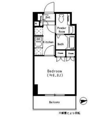 パークキューブ四谷三丁目614号室