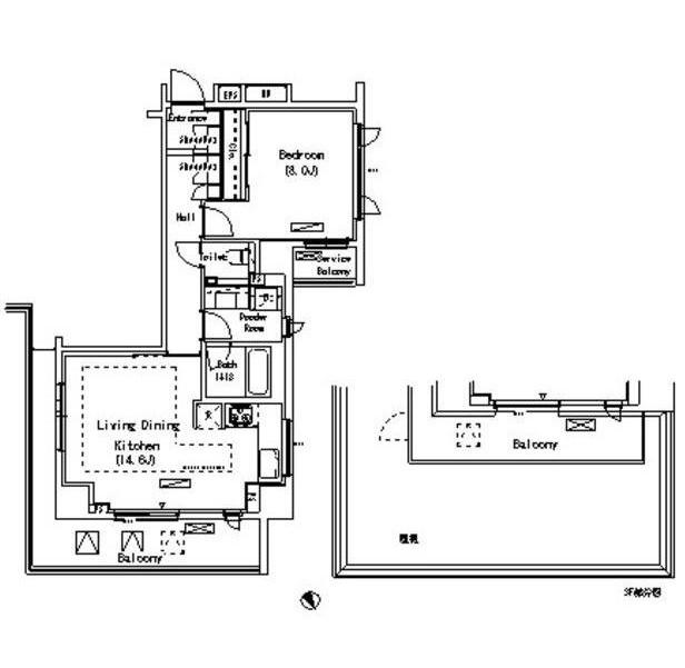 パークアクシス代官山301号室