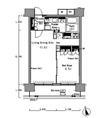 パークアクシス渋谷桜丘サウス503号室