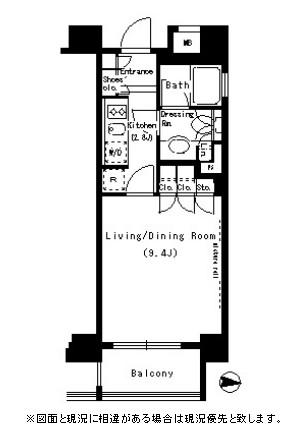 パークアクシス浜松町301号室