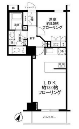 グランスイート日本橋人形町505号室