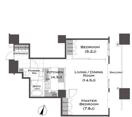パークアクシス青山一丁目タワー811号室