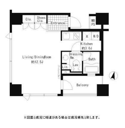 パークアクシス渋谷神南602号室