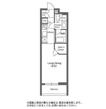 ストーリア神宮前205号室