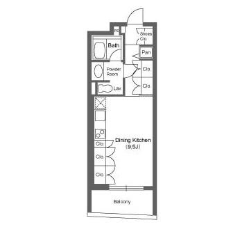 ストーリア神宮前312号室