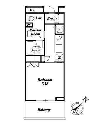 KDXレジデンス白金Ⅱ1104号室