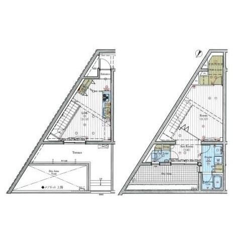レグラス大岡山106号室