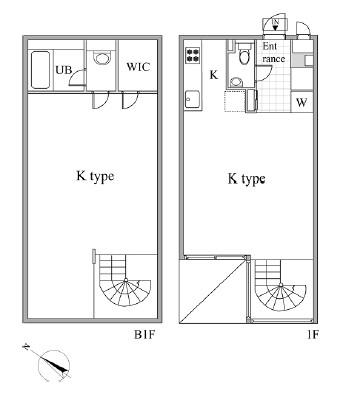 レジディア目黒Ⅱ105号室