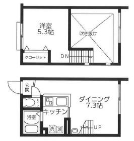 レジディア西新宿402号室