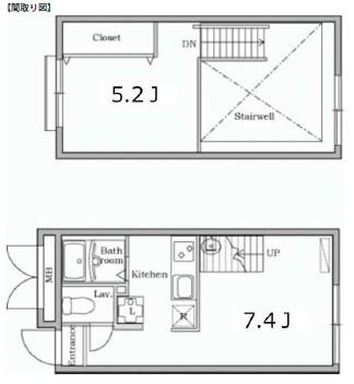 レジディア西新宿403号室