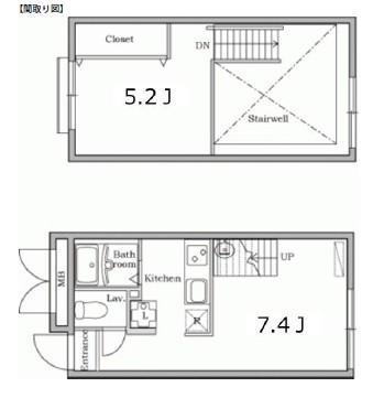 レジディア西新宿404号室