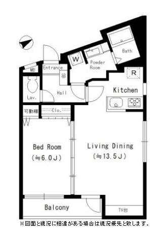 レジディア笹塚223号室