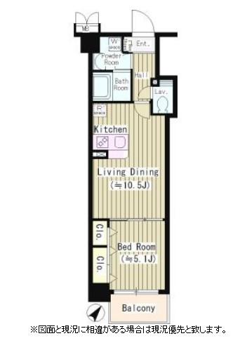 ワイズパティオ307号室
