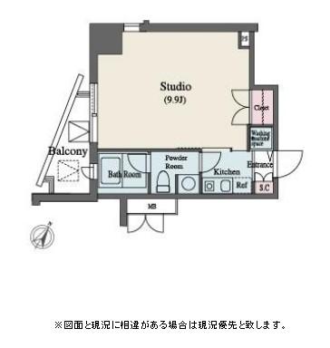 MFPR代々木タワー1001号室