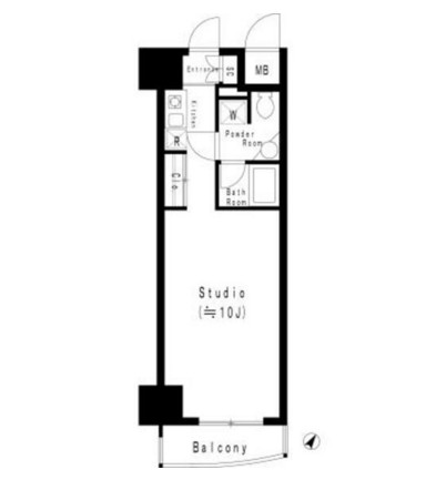 MFPR代々木タワー1005号室