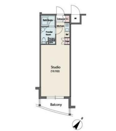 MFPR代々木タワー1103号室