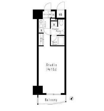 MFPR代々木タワー705号室