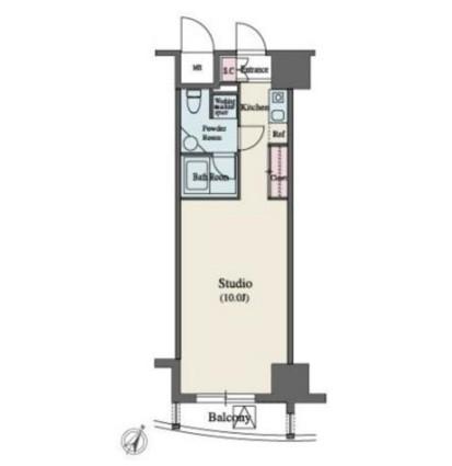 MFPR代々木タワー904号室