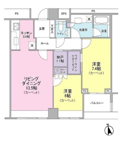 高輪ザ・レジデンス728号室