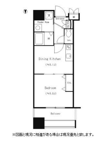 クレアールフレスカ510号室
