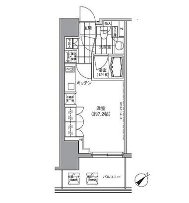 パークハビオ渋谷510号室