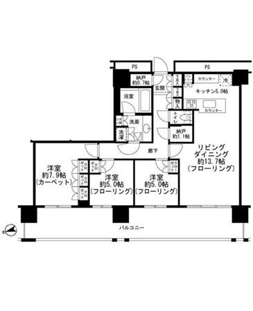 パークタワー品川ベイワード903号室
