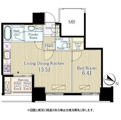 富ヶ谷スプリングス405号室
