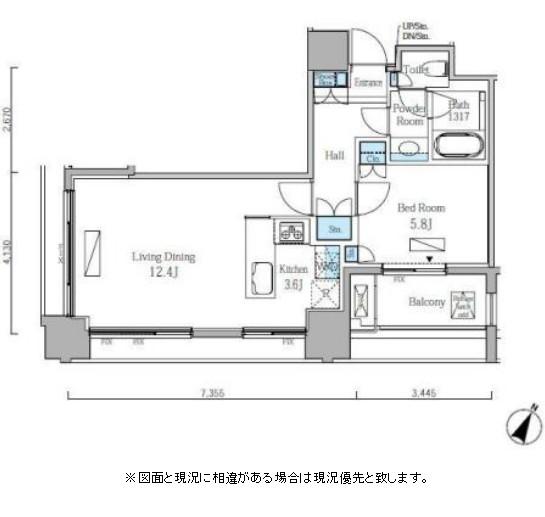 富ヶ谷スプリングス703号室