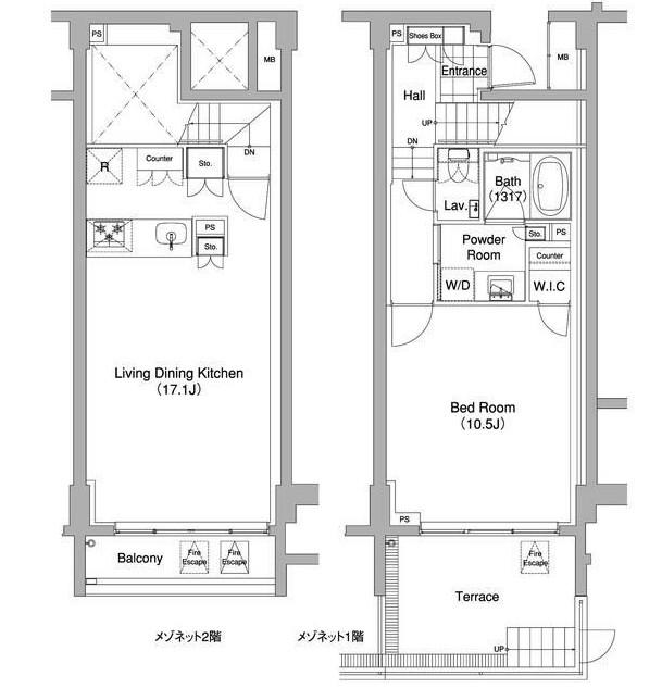 代官山BLESS101号室