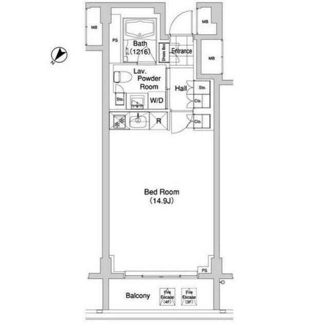 代官山BLESS302号室