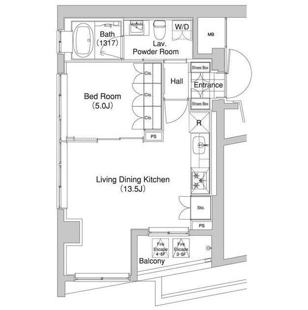 代官山BLESS311号室