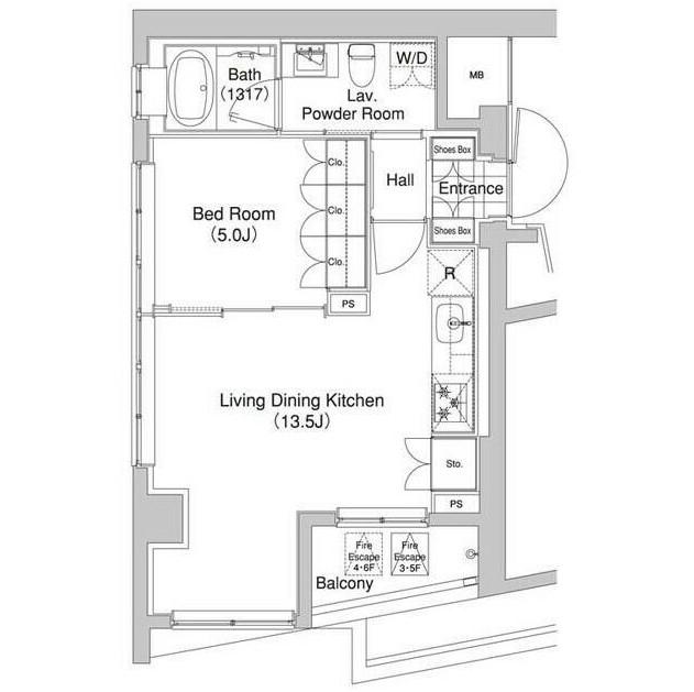 代官山BLESS410号室