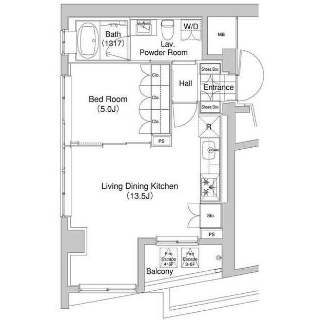代官山BLESS506号室