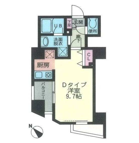 Cima Coppi204号室