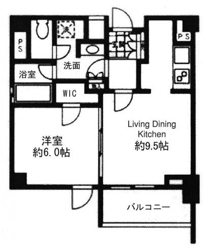アーバンステージ用賀208号室