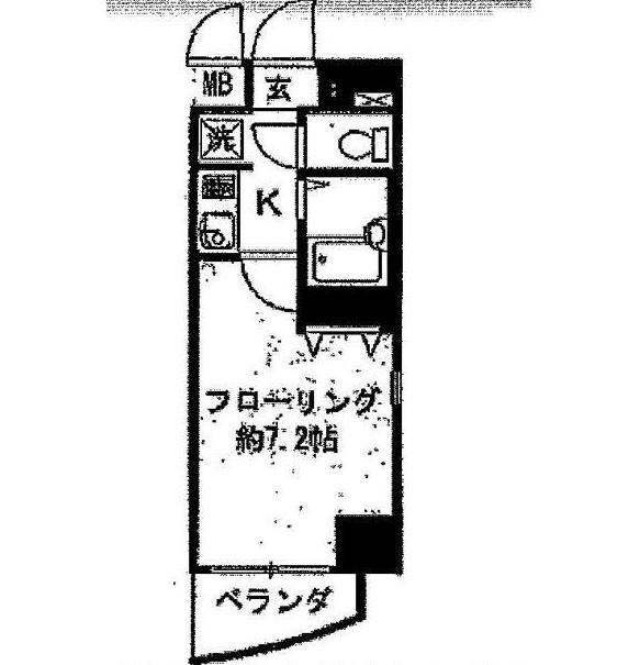 アピス渋谷神南1101号室