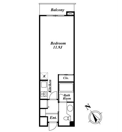 ミルーム南青山211号室