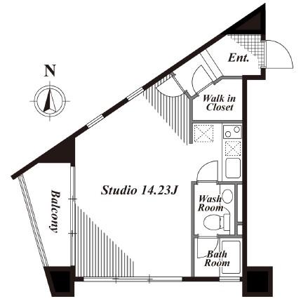 キャビンアリーナ南青山1001号室
