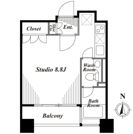キャビンアリーナ南青山1002号室