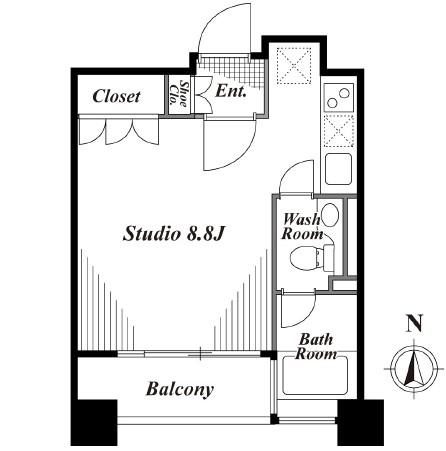 キャビンアリーナ南青山1102号室