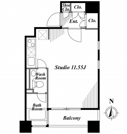 キャビンアリーナ南青山303号室