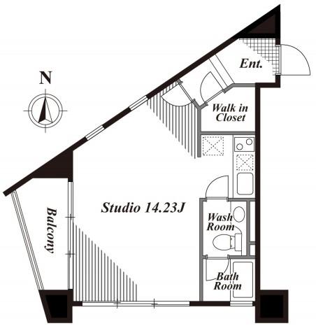 キャビンアリーナ南青山  601号室