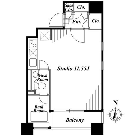 キャビンアリーナ南青山 903号室