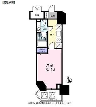 レジディア高輪桂坂903号室