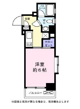レジディア恵比寿Ⅲ304号室