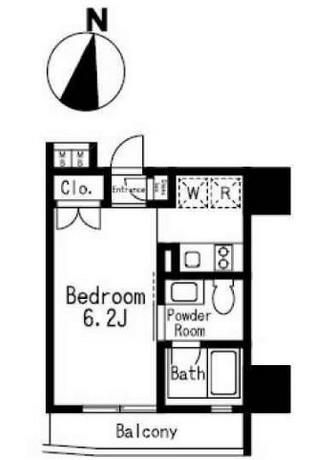 ベルファース恵比寿403号室