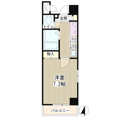 グランドゥ渋谷401号室