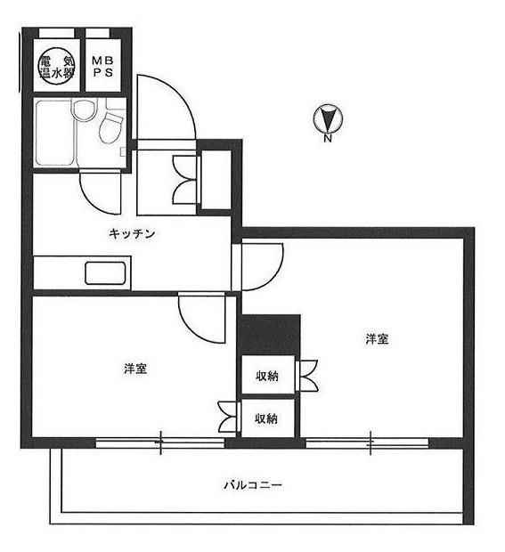 ライオンズマンション白金第2301号室